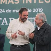 Mantenimiento a carreteras, construir Milpillas y Universidad en Pinos, pide Tello a Obrador