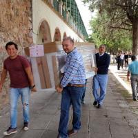 Restauranteros zacatecanos son respaldados con equipo X Gobierno