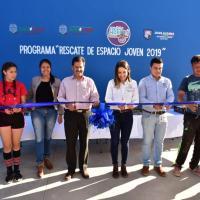 """Estrenan """"Gim"""" en Río Grande y dan """"manita"""" a Unidad Deportiva en Juan Aldama"""