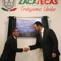 Adiós al Magistrado Armando Ávalos, inauguran edificio y rinde último Informe