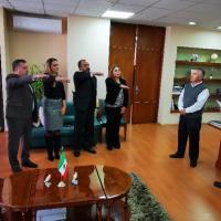 Listo órgano de Control Interno de SEFIN; Miranda demanda redoblar esfuerzos X la Transparencia