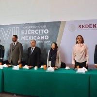 Delegada Verónica Díaz, reconoce al Ejercito Mexicano