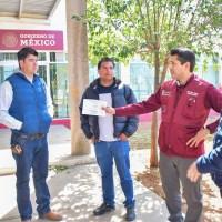 """""""Le entra"""" Guadalupe con 750 mil pesos para Rehabilitar salones en 4 Parques"""