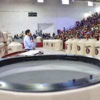 Guadalupenses reciben miles de Tinacos