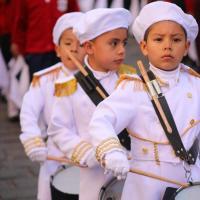 Desfile de Paz X el Día de la Bandera