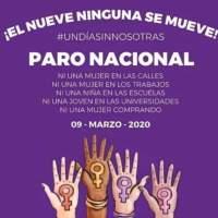 Miguel Torres se solidariza con #UnDíaSinNosotras