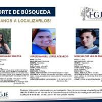 Rescatan en Pánfilo Natera a estudiantes de la UAZ secuestrados