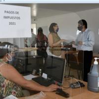 Abre en Guadalupe SEFIN nuevo Módulo de Atención al Contribuyente
