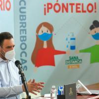Urge Tello apoyo del Gobierno de México para Rescate Económico de Zacatecas