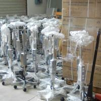 Para reforzar atención a pacientes con Coronavirus, llegan a Zacatecas 110 bombas de Infusión Volumétrica