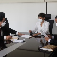 Hecho: Ayuntamiento de Guadalupe y CECATI realizan Convenio