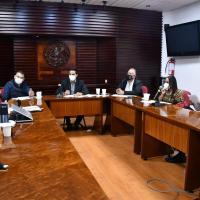 "Diputados se reúnen con secretaria de FP; además ""pasarela"" de aspirantes a Comisión de selección del SEA"