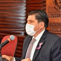 No se detiene Trabajo administrativo y se privilegia Salud de Servidores Públicos: Víctor Rentería