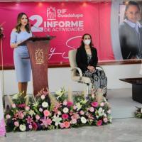 Cumple DIF Guadalupe metas; siempre respaldando a los más Vulnerables: Susy Solís