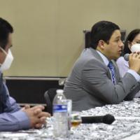 Secretario y Diputados analizan propuesta de Paquete Económico 2021-Zacatecas