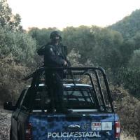 Elementos de la Guardia Nacional secuestrados, son localizados con Vida
