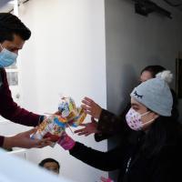 Para evitar contagios, regresa a hogares guadalupenses Julio César Chávez