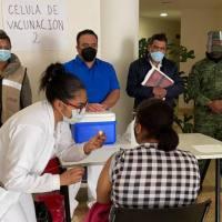 Reporta Zacatecas cobertura de 95.9% en aplicación de Vacunas contra COVID-19 a personal de Salud