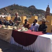 Y... La Charrería Zacatecana también se suma al proyecto de David Monreal