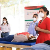 SEDIF fortalece unidades de rehabilitación en Cuauhtémoc, Pánfilo Natera, Genaro Codina y Ojocaliente