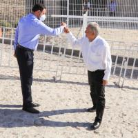 Tello pide al Presidente liberar operación de la carretera Zacatecas-Aguascalientes