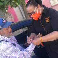 Nany Romo va por innovación tecnológica para mayor captación de agua en Zacatecas