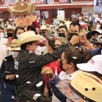 """Compromete David Monreal: todo su apoyo Gubernamental y """"Vamos a sacar del atolladero al campo Zacatecano"""""""