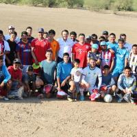 Femat ratifica su compromiso con los municipios y el Deporte