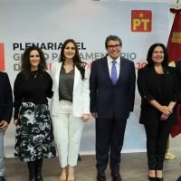 Agenda legislativa del PT prioriza estado de bienestar, derechos humanos y laborales