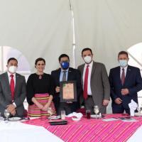 Reconoce mandatario: comunidad Migrante mueve la economía de los municipios, Zacatecas y el País