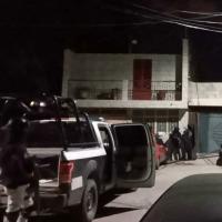 """Trancazo"" a centro de operación y distribución de droga"