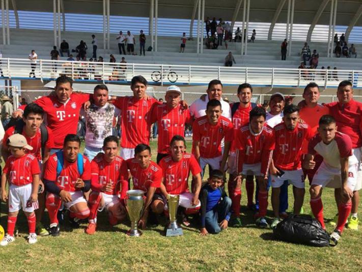 "El ""Real Tepa"" encabeza la tabla general de la Liga Interestatal"