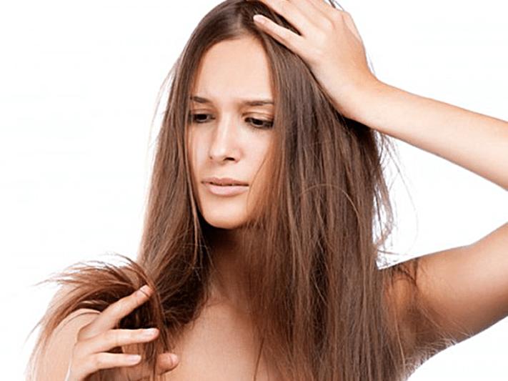 Mascarillas para el cabello maltratado