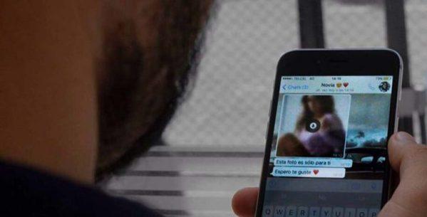 Sancionarán con cárcel y multas económicas por «Sexting» en el Edomex