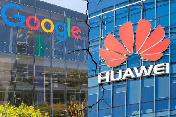 Huawei lanzará su primer celular sin apps de Google