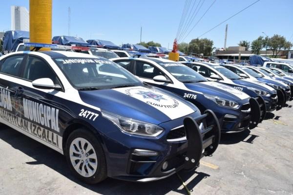 Empresa que vendió patrullas a Izcalli ahora va por mega licitación de la SHCP