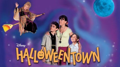 Halloweentown película