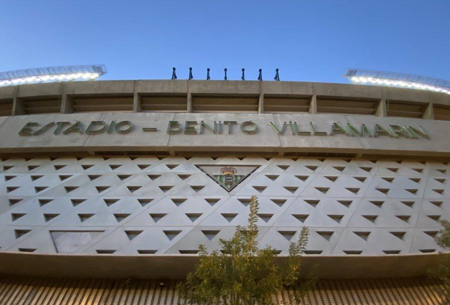 Estadio Benito Villamarín | David Cejudo