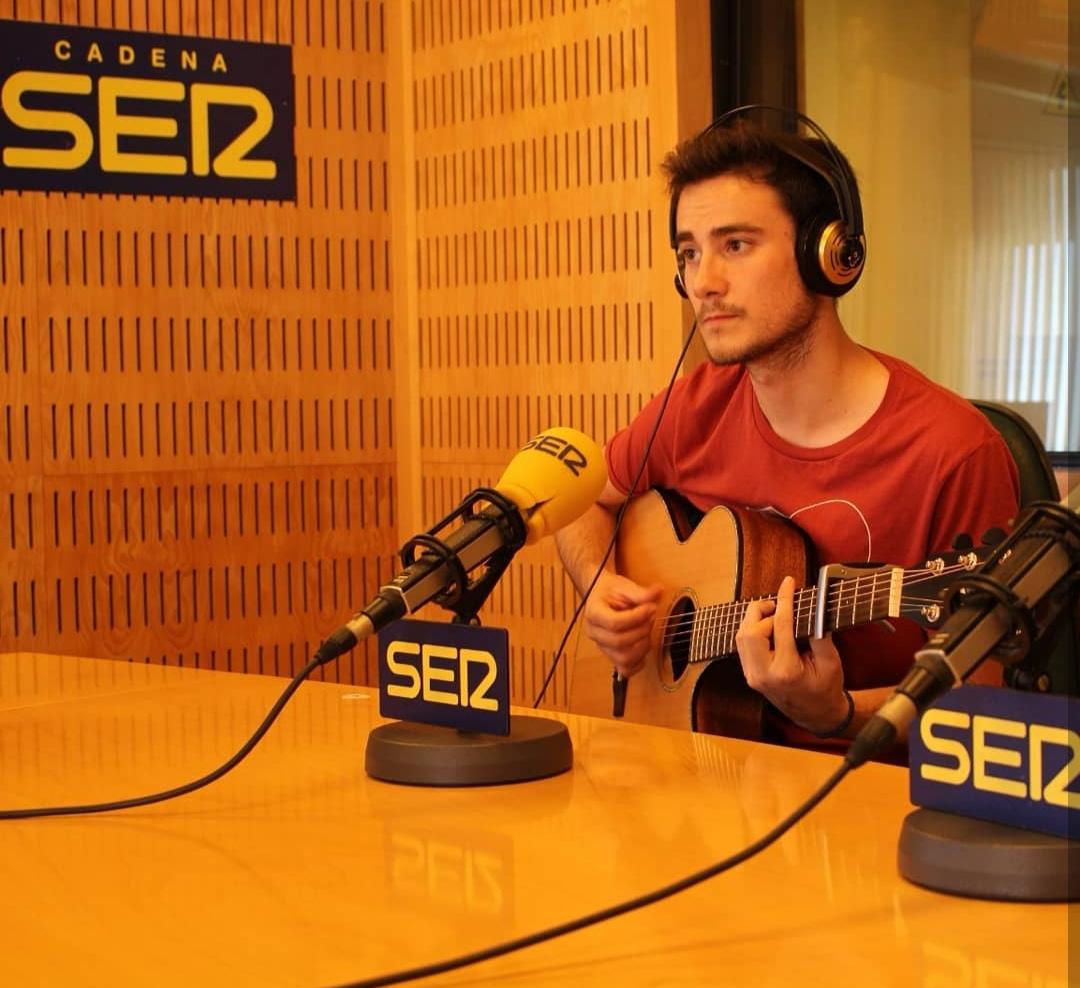 Adrián Campos en Cadena SER
