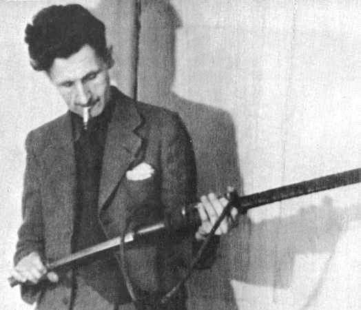 """""""Lo que nos lego la Revolución Española""""; George Orwell"""