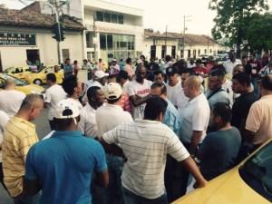 Protestan-transportadores-en-Santander-de-Quilichao