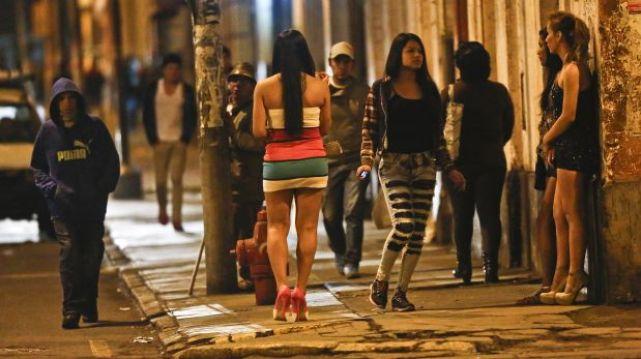 prostitucion en lima, cercado de lima y av. arequipa