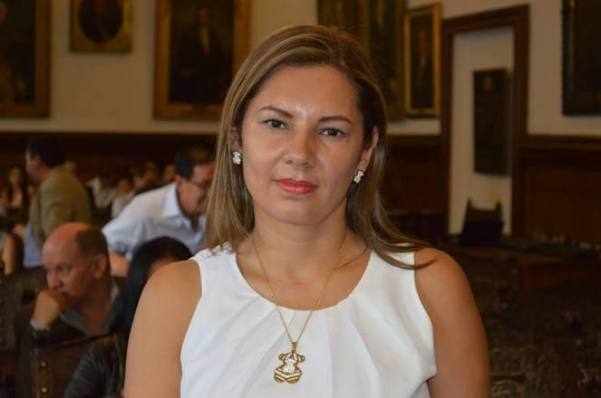 Claudia García Navia