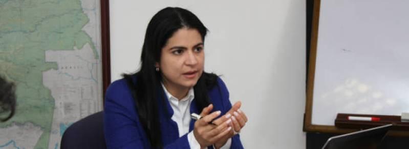 Vice Martha Ospina