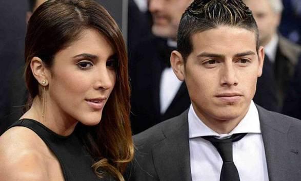 James-Rodriguez-con-Daniela-Ospina