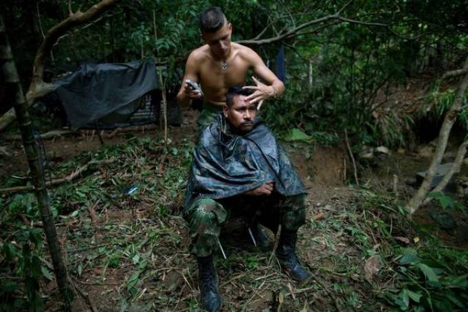 Colombia Rebel Camp(4)