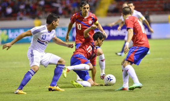 Costa-Rica-vs-Paraguay-Amistoso