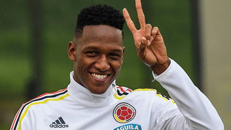 Yerry Mina será el primer colombiano en el Barcelona