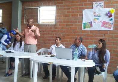 Gobiernos de Puerto Tejada y El Cauca socializan alumbrado de la vía a Cali