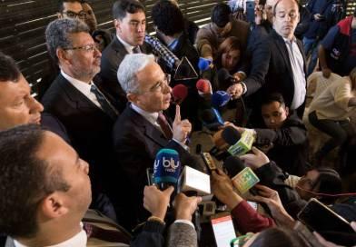 Declaraciones completas de Álvaro Uribe Vélez – Rueda de Prensa